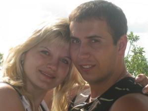 Tak to jsme my dva zamilovaní:-)