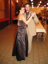 boli sme na plese s milackom