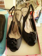 ..udělala jsem si radost a koupila si botky ... na ples a na latinu