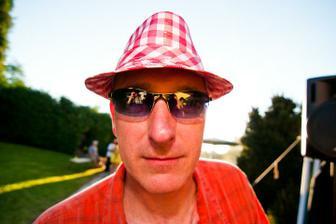 můj úžasnej kameraman Standík, kdepak táborví lidé jsou znalí