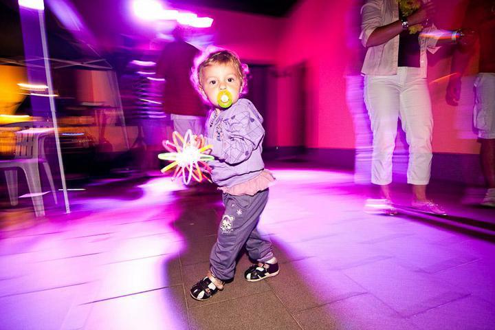 Martina Jenčová{{_AND_}}Tomáš Hruška - jedno disko-dítě