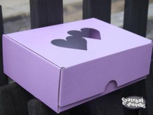 Krabička 19x15cm