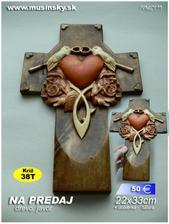 náš krížik už objednaný