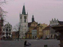 kostel všech svatých Litoměřice