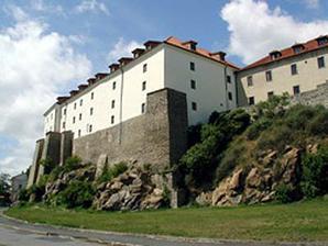 hrad v Kadani