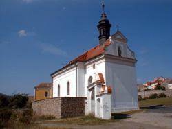 Kostel Stětí Jana Křitele - Kadaň