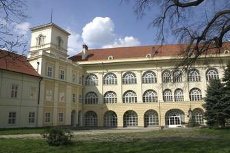 Teplice - zámek