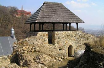 Hrad Krupka u Teplic