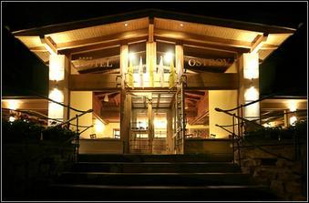 Hotel Ostrov, Tisá