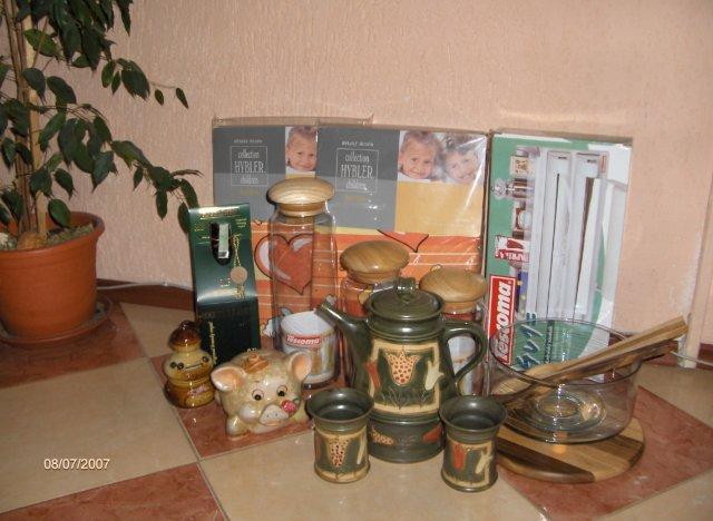 Míla{{_AND_}}Vilda - dárky a dárešky, to prasátko bylo pořádně napapaný ;-)