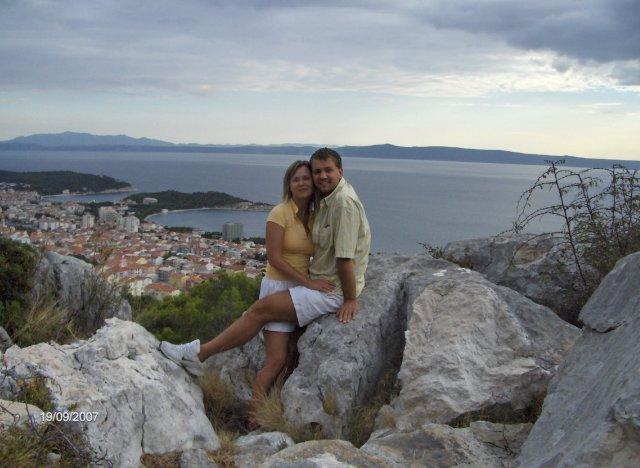 Míla{{_AND_}}Vilda - svatební cesta