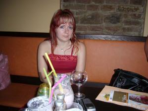 Srazík JTSP 26.5.2007 -  těhulka Ene :-)