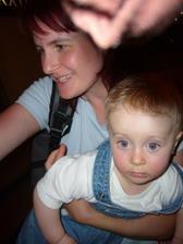 Okatá Klárka s maminkou Danielah