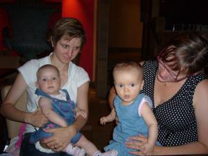 Ladunka s Kájou a Já s Kristýnkou