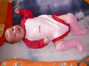 23.6.2008 se nám narodil náš andílek Berenika 50 cm 3700g