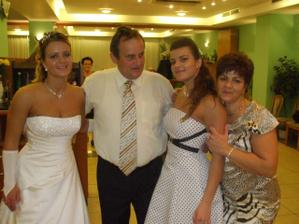 rodicia a sestra