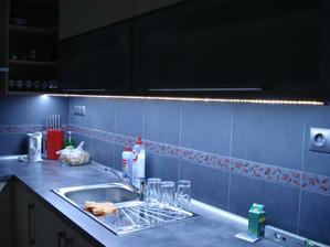 osvětlení LED diodový pásek
