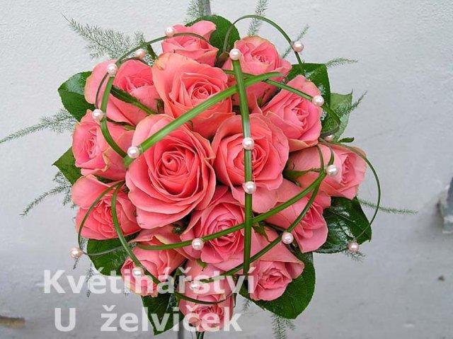 Sandra a Luboš Pavlíkovi 19.září 2008 v 11:00 - Krásná kytička