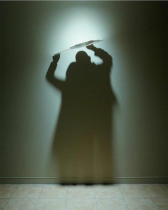Nechápačka...hra svetla a tieňa - Obrázok č. 14