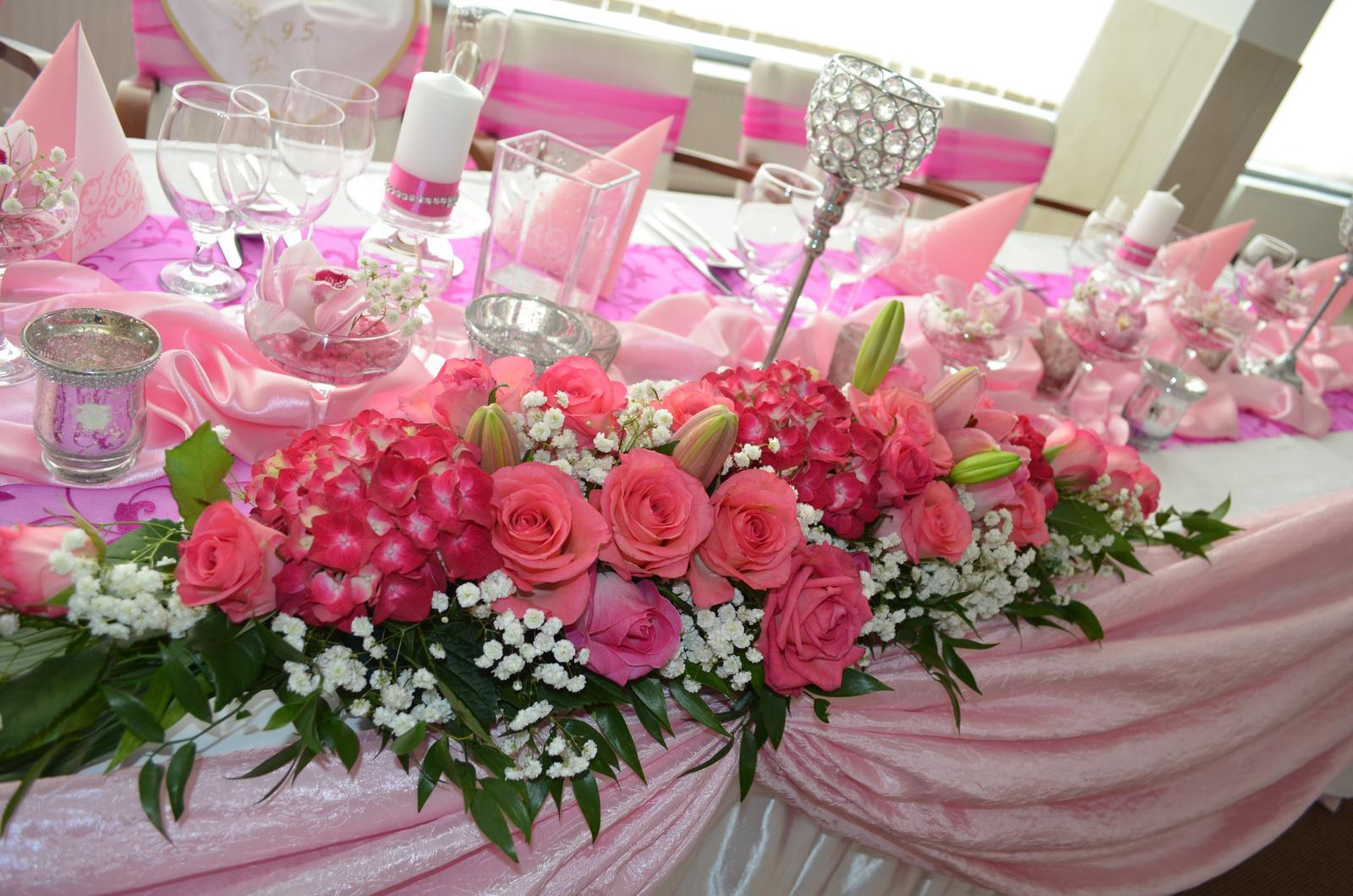 Svadbička ružová  Petra& Dávid ....Hotel LIMBA°°°° - Obrázok č. 19