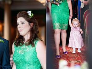 příští svatba jedině v zelené :)