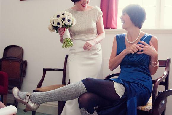 AD wedding - Sexy doplnek zimních družiček
