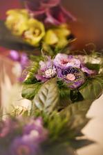 kytice maminky a svědkyně