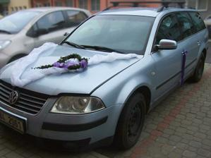 auto nevěsta