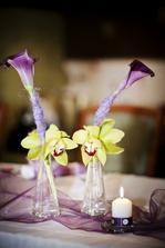 dekorace na stole