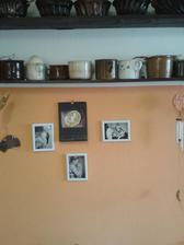 fotky u tchánů v kuchyni