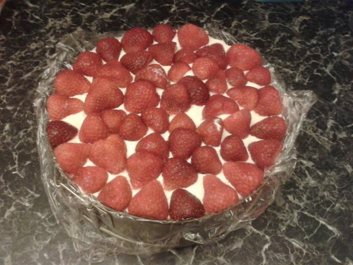 Peču a vařím :-) - pro našeho T k prvním narozeninám