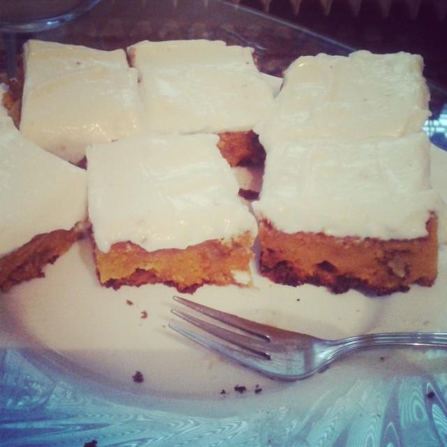 Peču a vařím :-) - mrkvový koláč