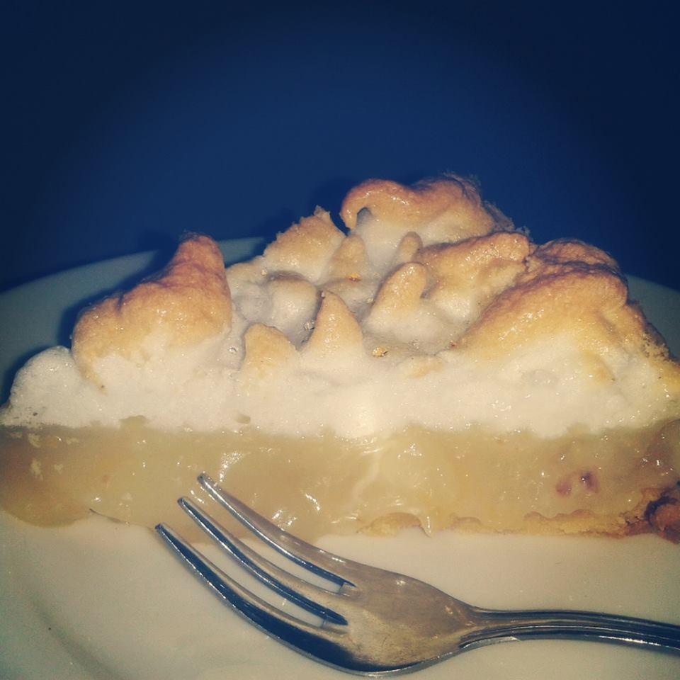 Peču a vařím :-) - citrónový koláč