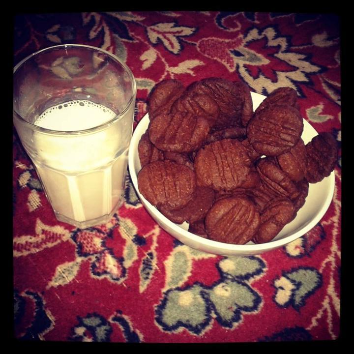 Peču a vařím :-) - kokosové sušenky