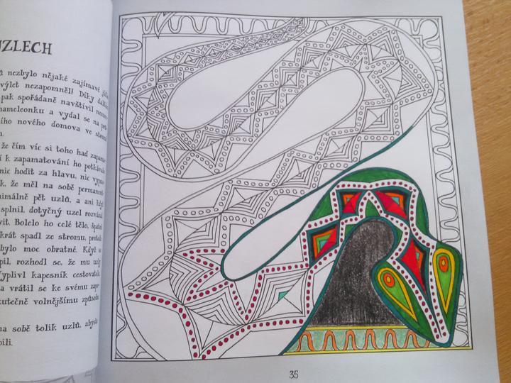 Kreslím aneb návrat na střední - Obrázek č. 6