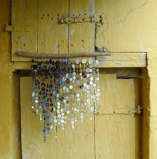 dekorace na okna či dveře :-)