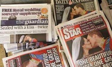noviny jsou nachystané k tisku