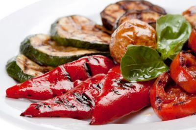To už máme a co bude - 3)hl.chod-grilovaná zelenina