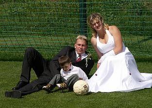 jedna fotbalová