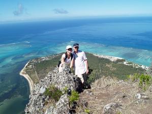 ... a zaroven svadobna cesta (Mauritius)