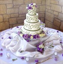 takuto nejaku tortu- aby bola bielo zelena