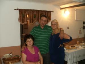 s mamku a taťků