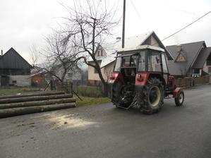 bratov traktor