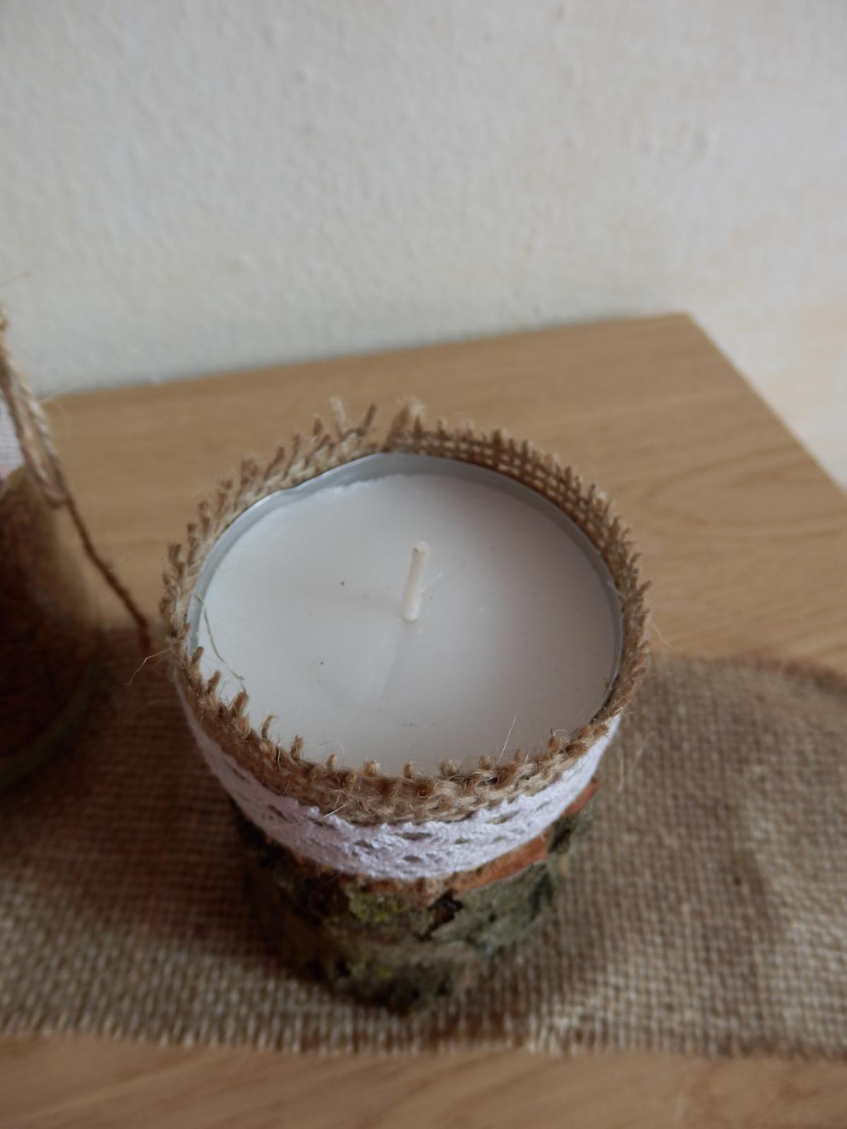 Dekoračné sviečky - Obrázok č. 3