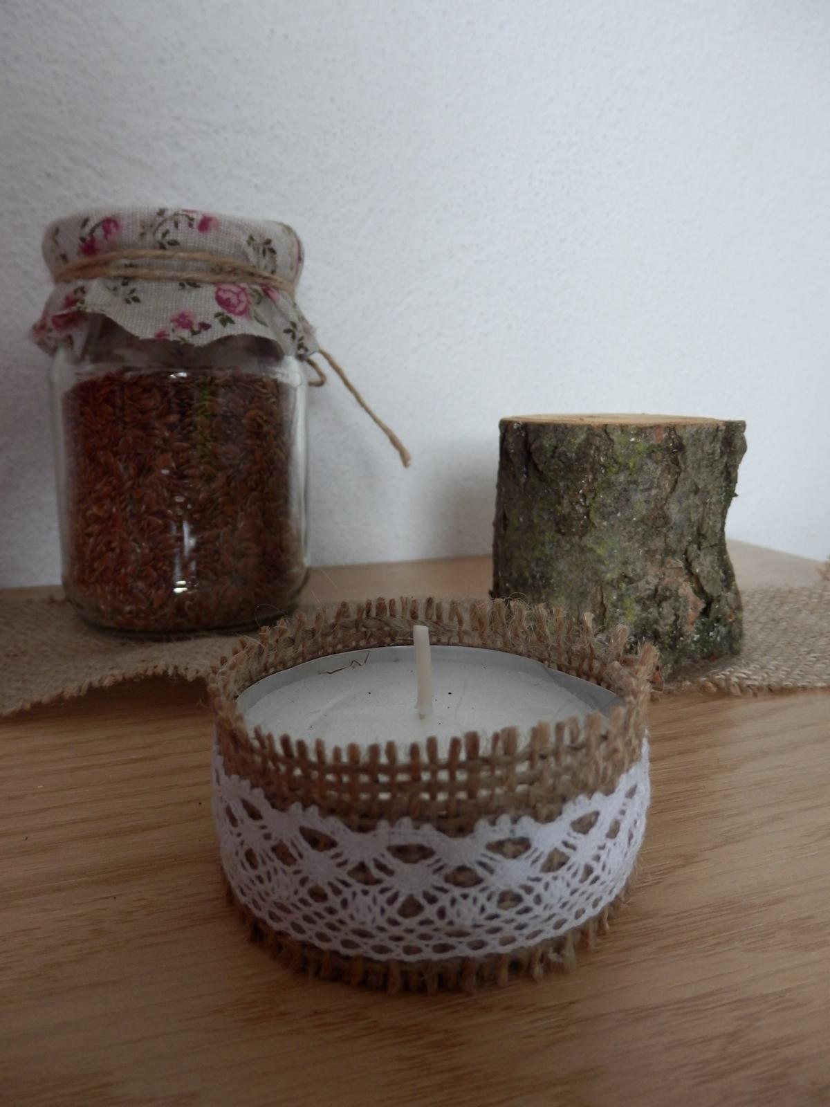 Dekoračné sviečky - Obrázok č. 1