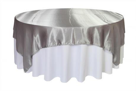 Saténový obrus na stôl - Obrázok č. 3