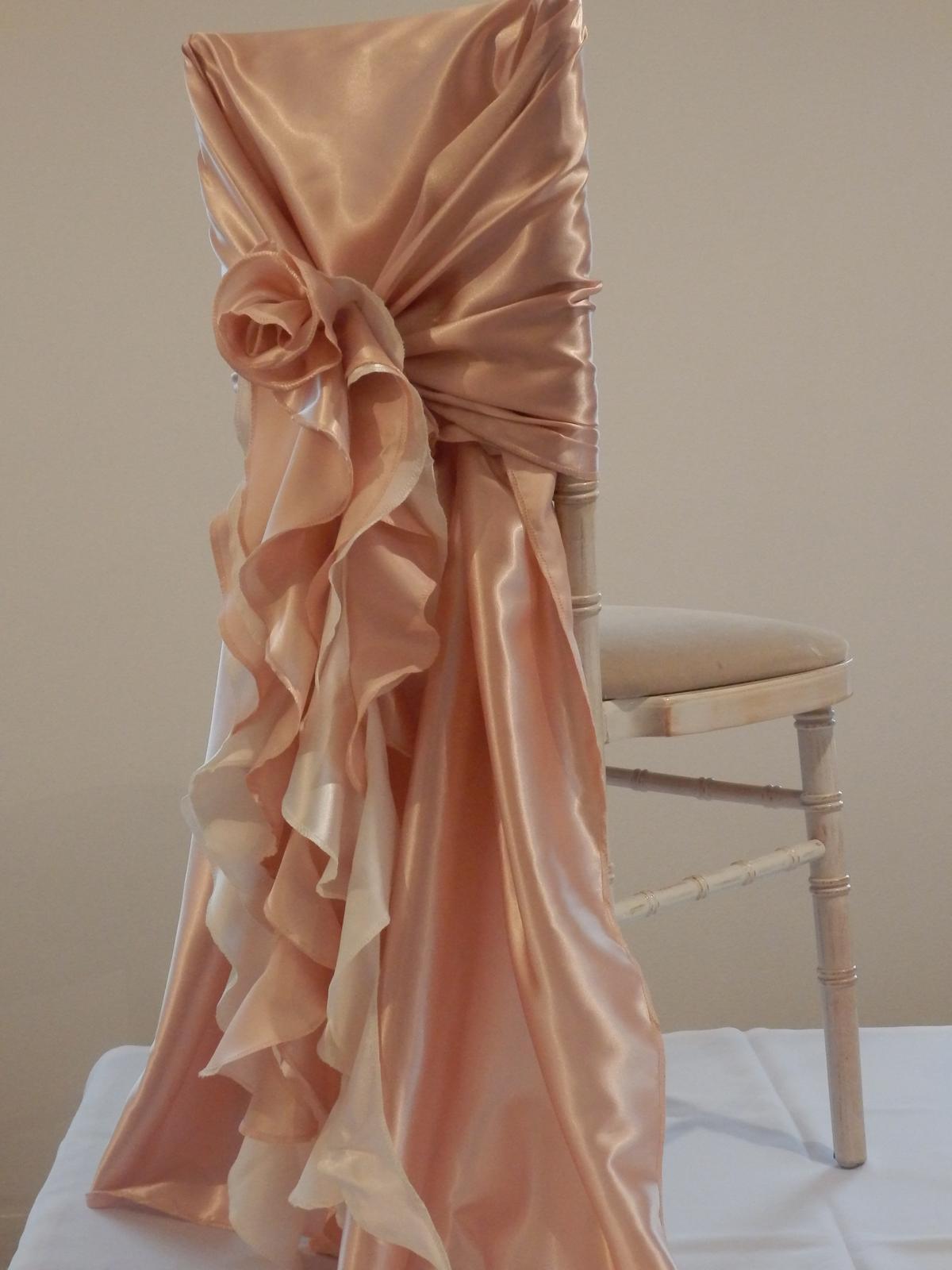 Dekorácia na stoličku - Obrázok č. 2