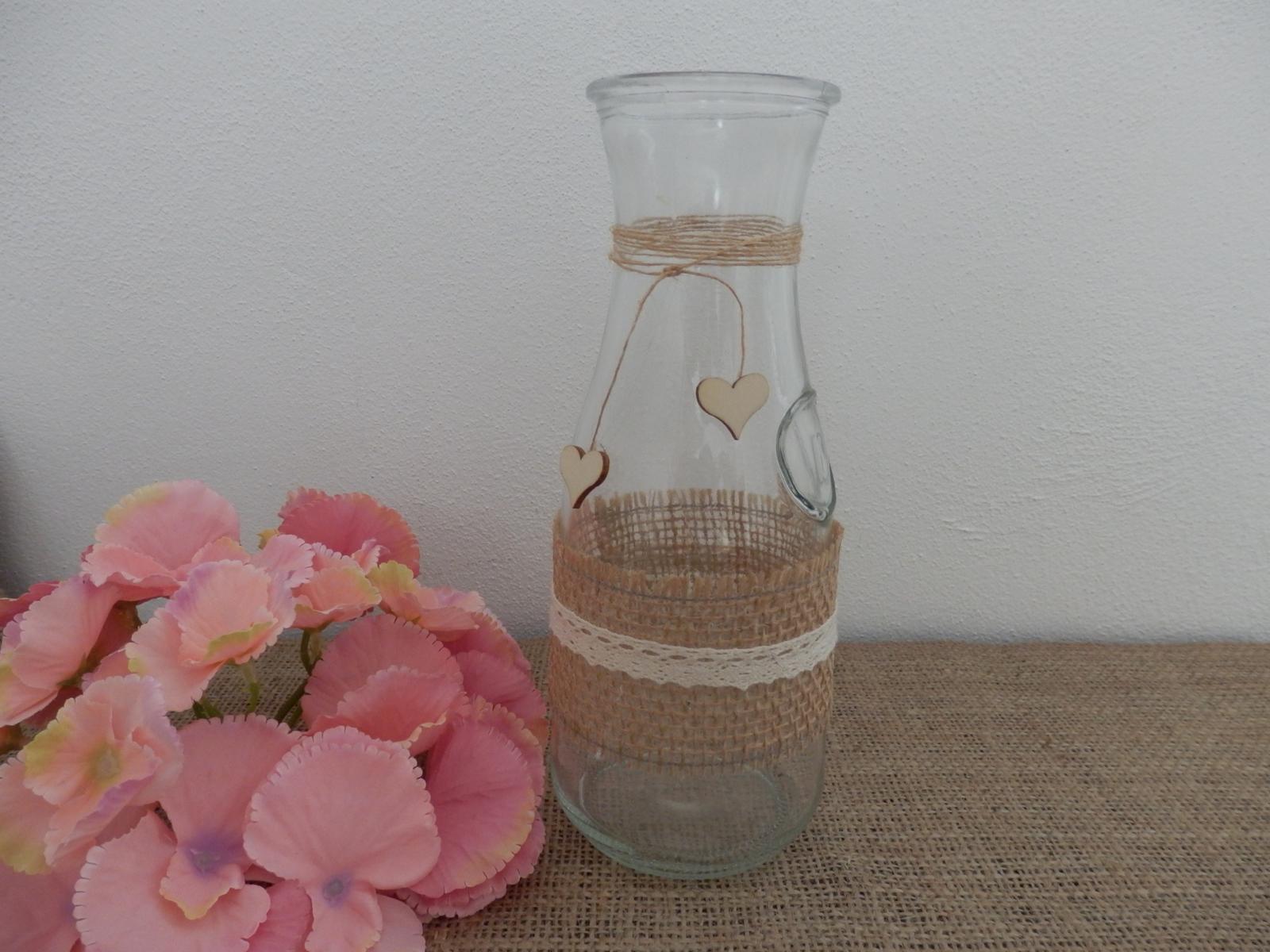 Váza juta - Obrázok č. 1