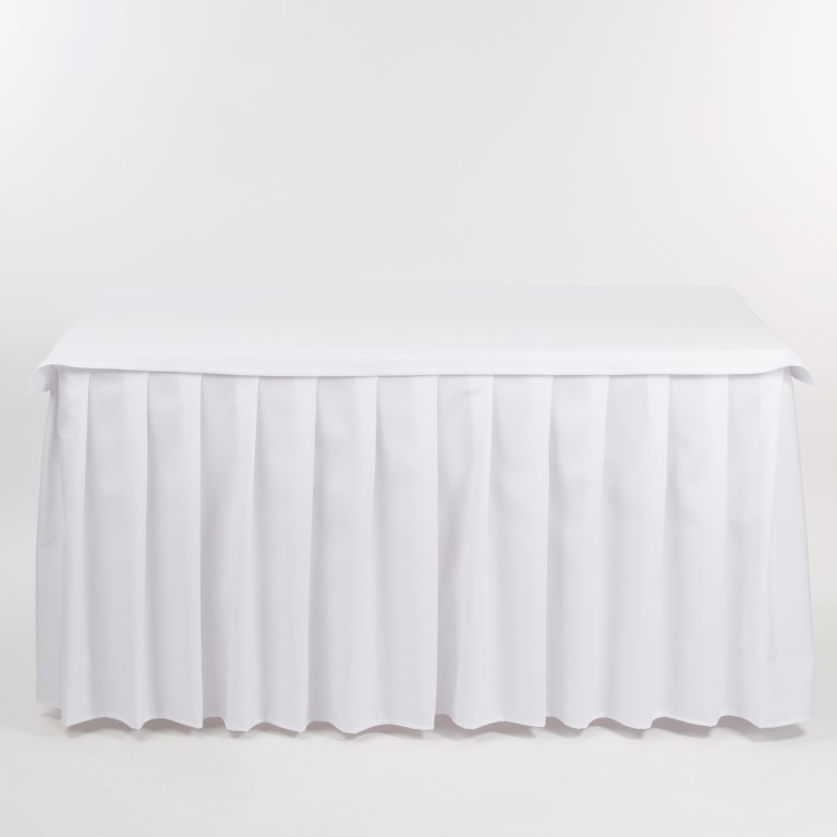Banketové sukne biela - Obrázok č. 3