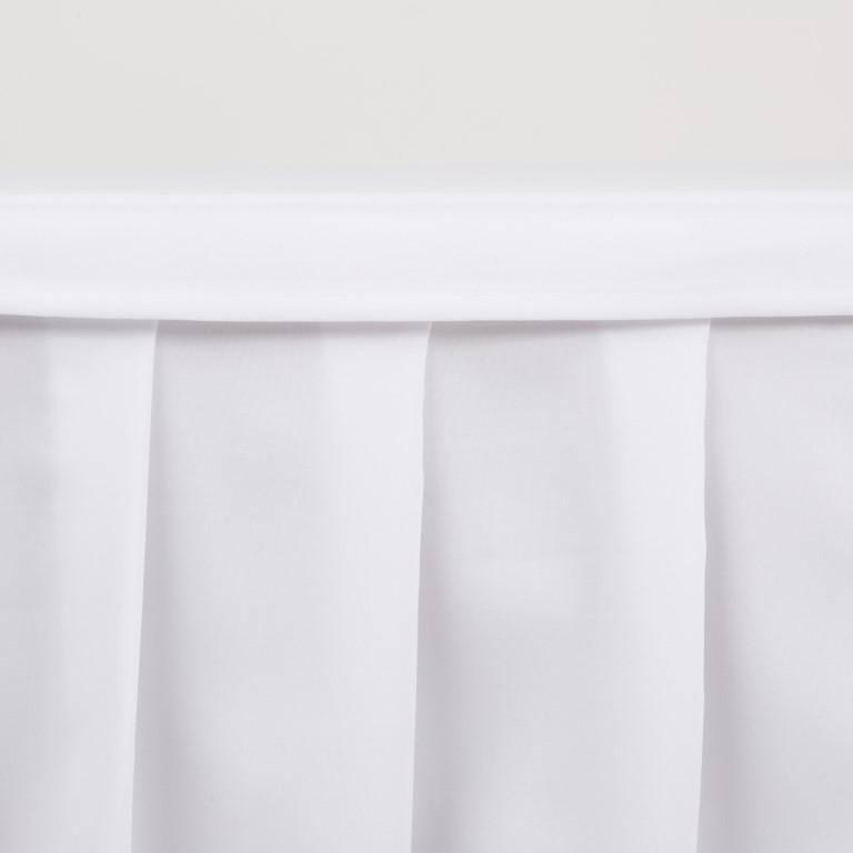 Banketové sukne biela - Obrázok č. 2